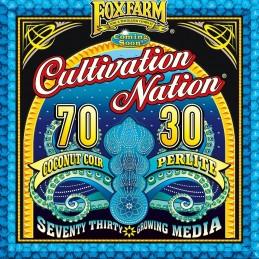 Cultivation Nation 70/30 Coconut Coir & Perlite 2 CU.FT