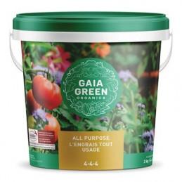 GAIA GREEN ALL PURPOSE 4-4-4 2KG